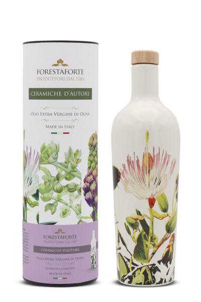 bottiglie in ceramica olio extravergine di oliva